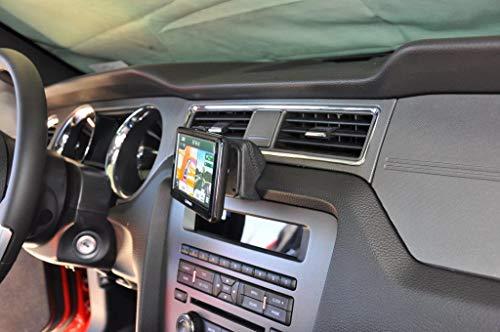 KUDA 295915 Halterung Kunstleder schwarz für Ford Mustang ab 2010 (USA) (Kuda Usa)