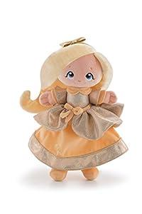 Trudi Muñeca de Tela Reina Dorada Color Amarillo 26 cm 64281