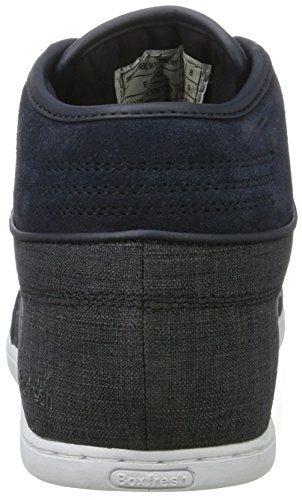 Boxfresh Herren Swapp 3 (Prem) Sh Slub/Sde Nvy Hohe Sneaker Blau (Blau)