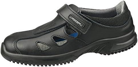 Abeba 1796 – 35 uni6 zapatos de seguridad sandalia, Negro, 1796-48