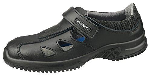 Abeba 1796-48 Uni6 Chaussure de sécurité Sandale Taille 48 Noir