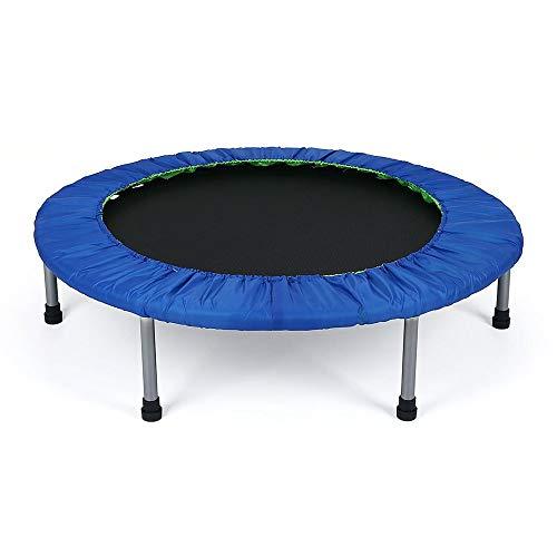 WXJWPZ Kindertrampolin Fitness-Übungs-Rebounder Indoor Oder Outdoor Mini Trampolin