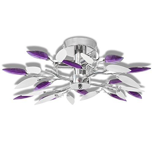 lampara-de-techo-con-brazos-de-hoja-crystal-acrilico-blanco-y-purpura-para-3-bombillas-de-e14