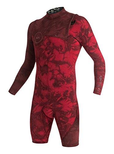 Long Sleeve Springsuit (Quiksilver Highline Zipperless 2/2mm - Zipperless Long Sleeve Springsuit - Männer)