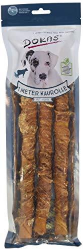 Dokas Kaurolle- Getreidefreier Premium Kausnack für Hunde