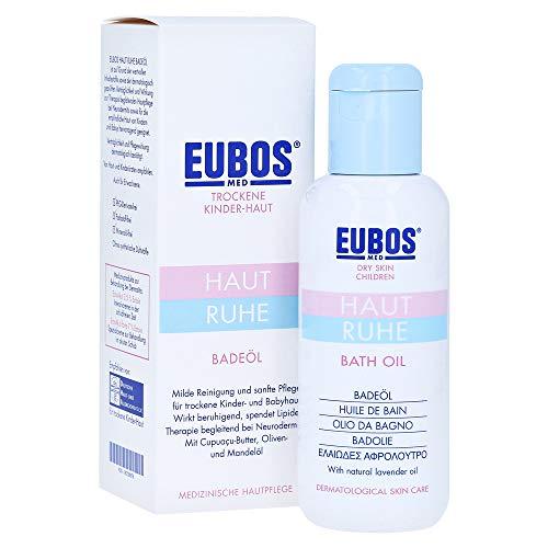 Eubos Kinder Haut Ruhe Badeöl, 125 ml