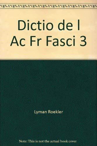 Dictio de l Ac Fr Fasci 3