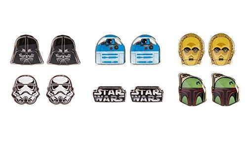 star-wars-6-pack-of-stud-earrings-by-loungefly