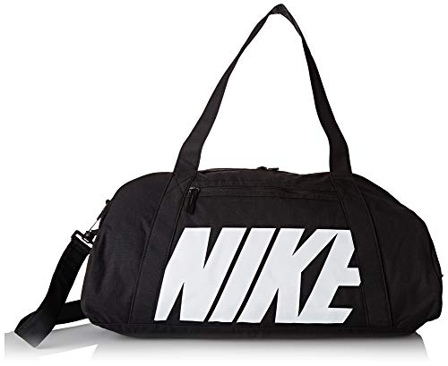 Nike W NK GYM CLUB Zaini Donna Nero 24x15x45
