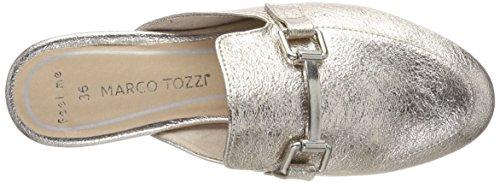 Marco Tozzi 27300, Mocassini Donna Oro (Rose Metallic)