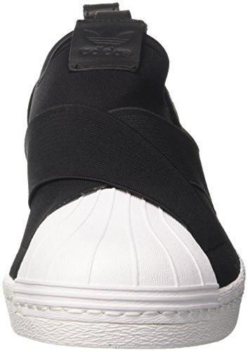 adidas Superstar Slipon, Chaussures de Sport Homme Noir (Core Black 0)