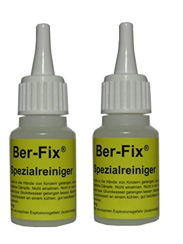 Ber-Fix Reiniger Klebstoffentferner für Sekundenkleber 40g