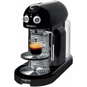 Nespresso Maestria Coffee Machine, Black by Magimix