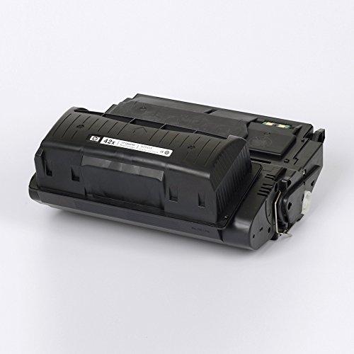 HP 42X (Q5942X) Schwarz Original HP LaserJet Tonerkartusche mit hoher Reichweite