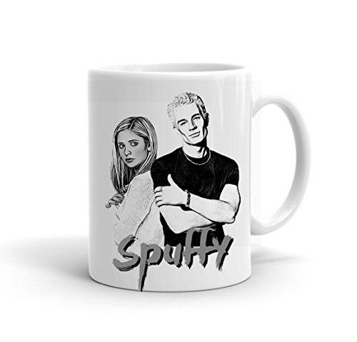 Mug Buffy Contre Les Vampires - SPUFFY, Divers