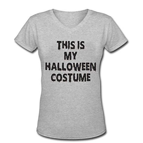 e4cbbee4 Halloween costume diy t shirt the best Amazon price in SaveMoney.es