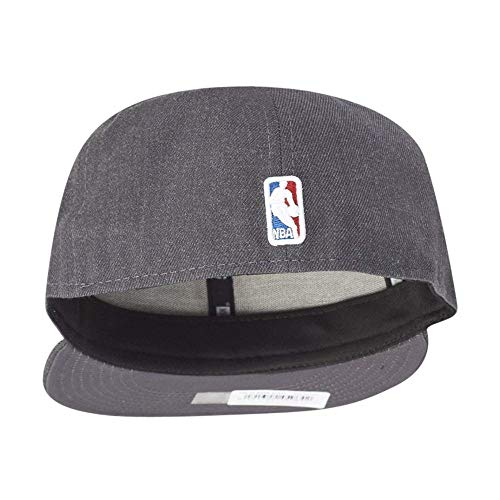 New Era NBA Heather Fitted Mütze, Mehrfarbig (Chibul Blk), Size 7 3/8