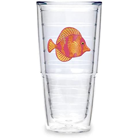 Tervis 24 oz. Tropical Fish Tumbler by Tervis