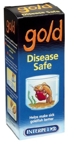 interpet-gold-disease-safe