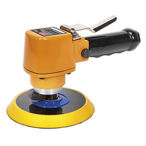 Random Orbital Sander (SEALEY s01044 150 mm Random Orbital Air Sander)