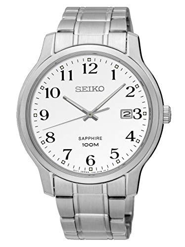 Seiko - Hommes - Quartz - Montre avec Bracelet en Acier Inoxydable - SGEH67P1