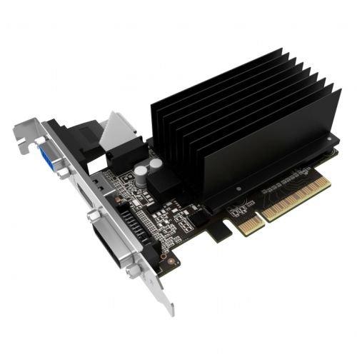 Palit GT710 1GB DDR3, PCIe2, VGA, DVI, HDMI, 954MHz, leise