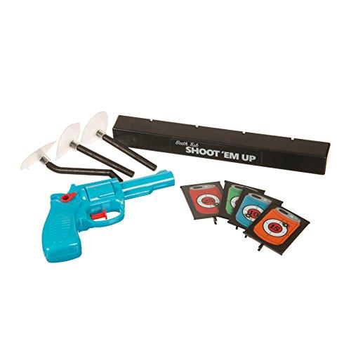 Funtime Gifts fu7100Badewanne 'Shoot Em Up - Kunststoff Shooting Target