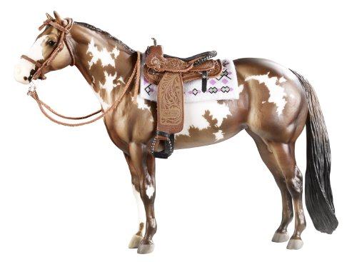 breyer-cimarron-western-pleasure-saddle-by-breyer