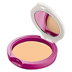 Avon Simply Pretty Shine-no-More Pressed Powder SPF 14 (Light Beige)