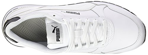 Puma Unisex-Erwachsene St Runner V2 Full L Sneaker Weiß (Puma White)