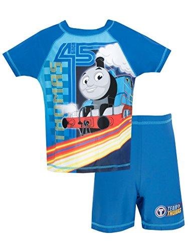 Il trenino thomas - ragazzi due pezzi costume da bagno - thomas & friends - 5 - 6 anni