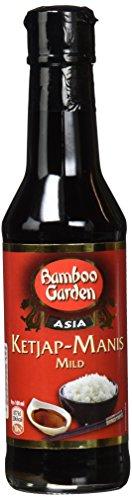 Bamboo Garden Ketjap-Manis mild, 5er Pack (5 x 140 ml)