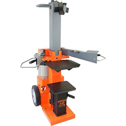 Atika ASP 14 TS Elektro-Hydraulik-Brennholzspalter 301786, 14 t