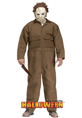 Rob Kostüm Zombie - Unbekannt Michael Myers Kostüm Männer Rob Zombie