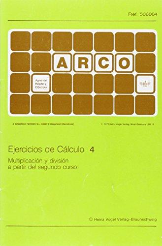 Ejer. Calculo 4 - Multiplicaciones Y Divisiones por S. Meier