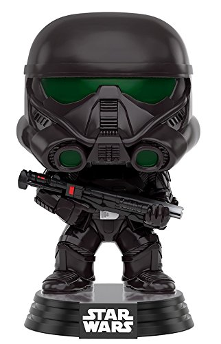 Figurine Pop ! Star Wars : Rogue One 144 - Bobble Head Imperial Death Trooper