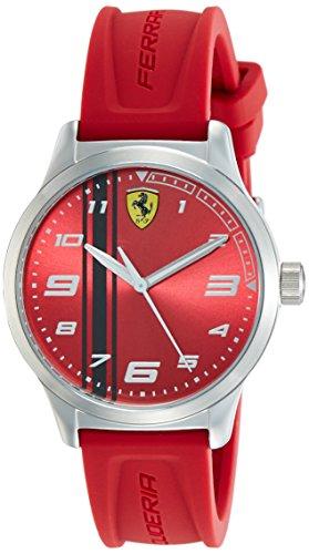 montre heure seulement Scuderia Ferrari pour homme Pitlane FER0810014 style décontracté cod. FER0810014