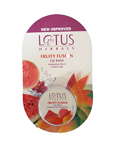 Lotus Herbals Lip Balm Fruity Fusion