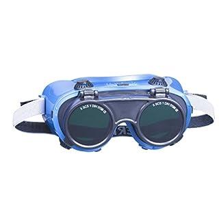 KWB Schutzbrille klappbar, 3780-10