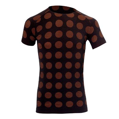 Flite Ultralight 70 t-Shirt pour Homme GP Homme XL Noir - Noir/Orange