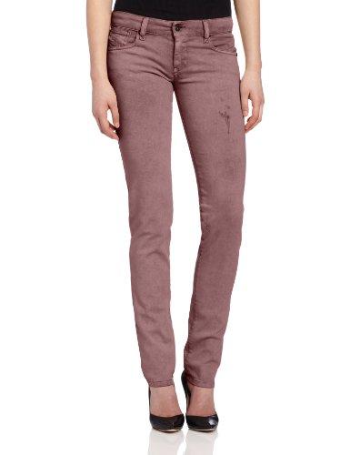 Diesel Donne jeans Getlegg 0809S pantaloni scarni sottili Mauve