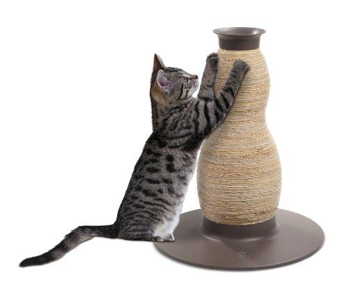 Catit Style Kratzer Stundenglas - dekorative Kratzvase -