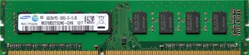 Ram memory upgrade 4GB DDR3 PC3 ...