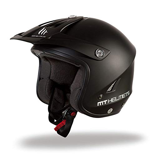 CASCO DE MOTO DE TRIAL MT - TR ONE m