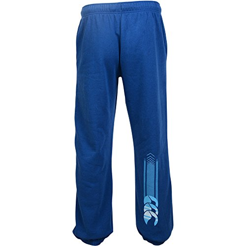 Canterbury Graphic Polaire Pantalon - SS16 blue