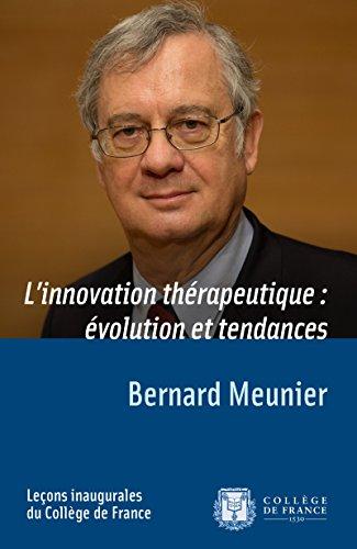L'innovation thérapeutique