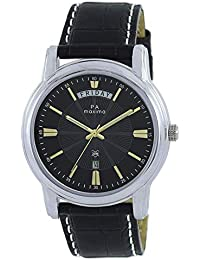 Maxima Analog Black Dial Men's Watch-O-52980LMGI