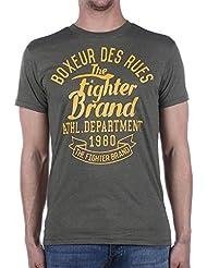 BOXEUR DES RUES BX T-Shirt Imprimé Homme