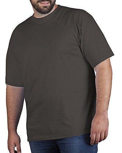 Premium T-Shirt Plus Size Herren, 5XL, Khaki (Khaki Plus)
