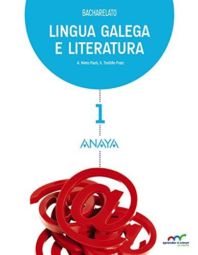Lingua Galega e Literatura 1. (Aprender é crecer en conexión) - 9788467828054 por Agustin Nieto Pazó